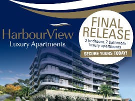 George Brand Real Estate: HarbourView Luxury Apartments