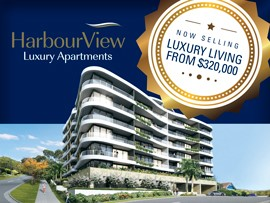 George Brand Real Estate: HarbourView Luxury Apartments Grand Opening
