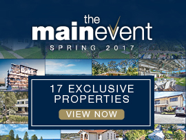 George Brand Real Estate: The Main Event