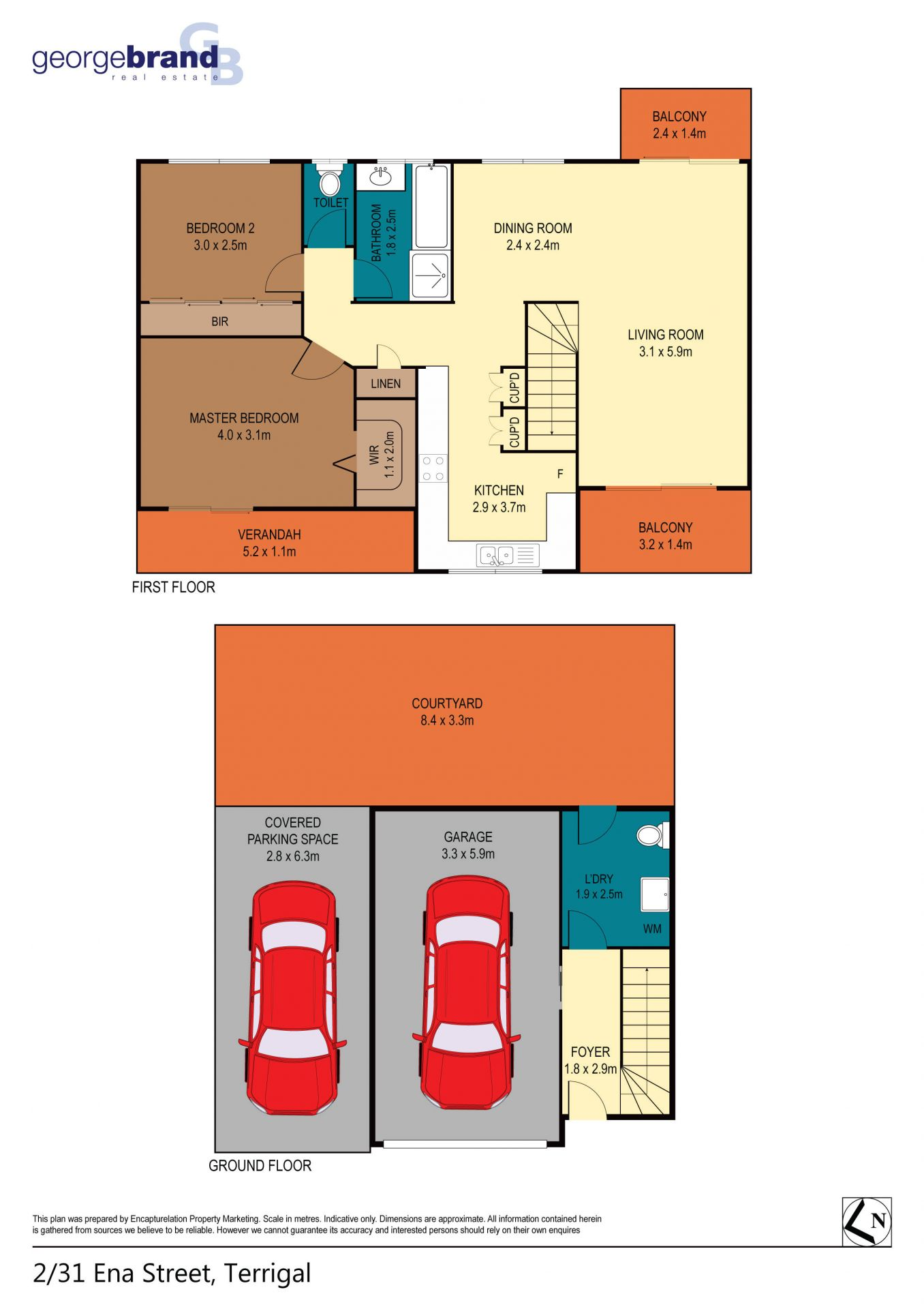 terrigal unit apartment walk to everything location sold