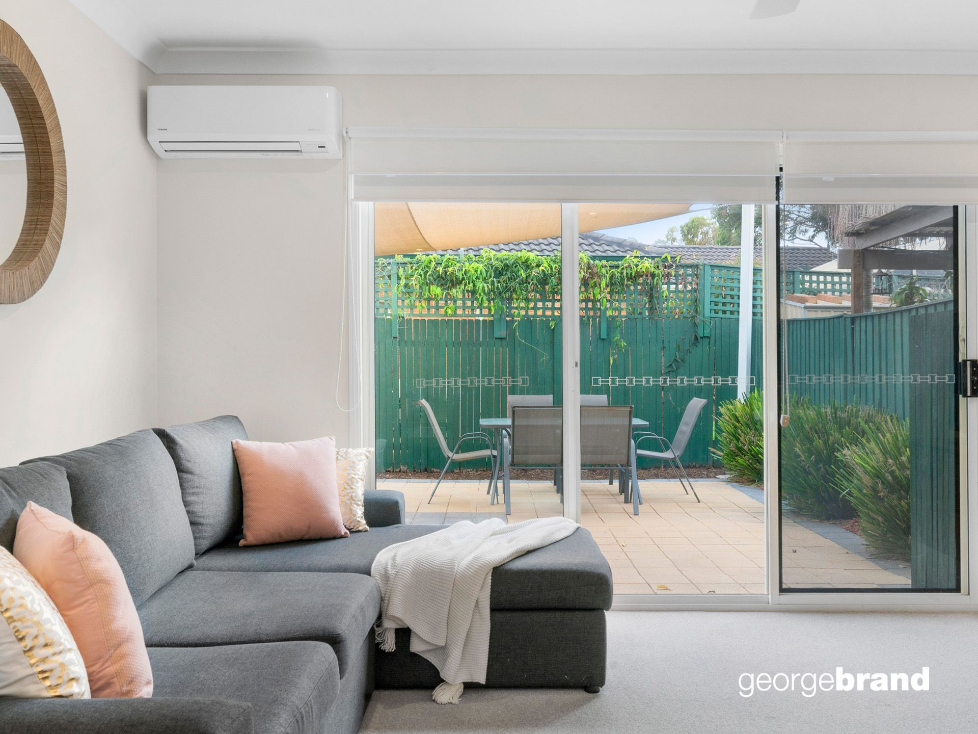 Bateau Bay Duplex Single Level Torrens Title Duplex With