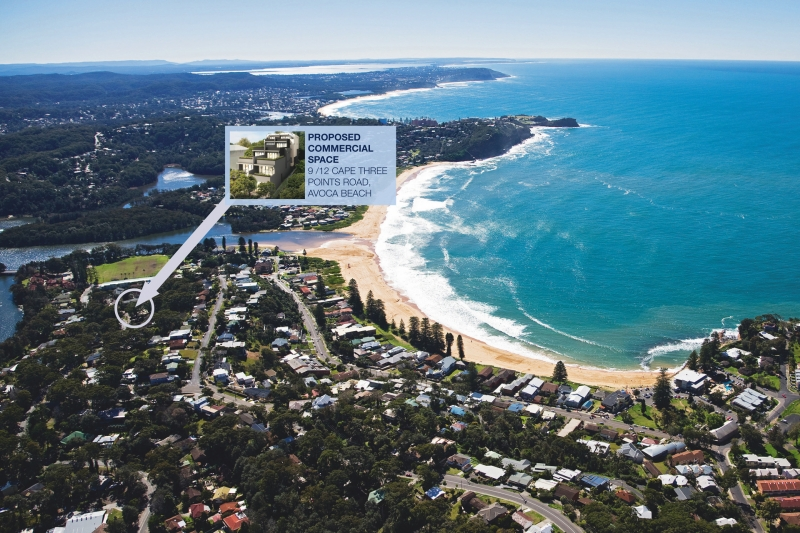 Avoca Beach Real Estate: Prime Commercial Space