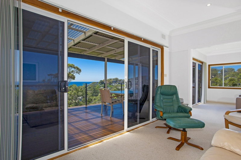 Avoca Beach Real Estate: EXCELLENT VIEWS, MASSIVE BLOCK!