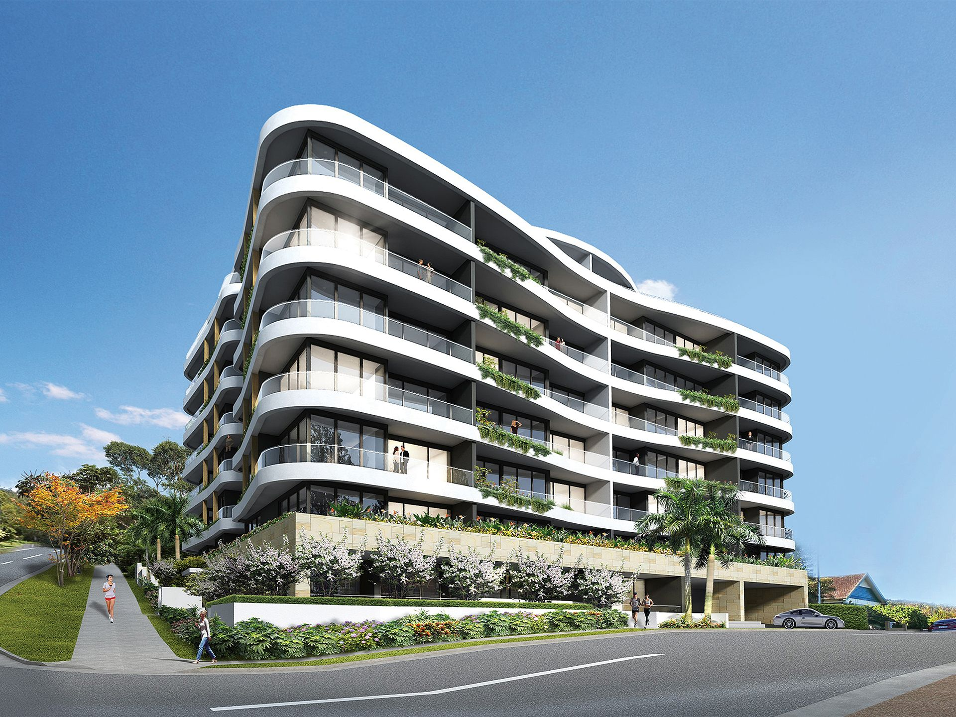 Gosford Real Estate: HARBOUR VIEW LUXURY APARTMENTS