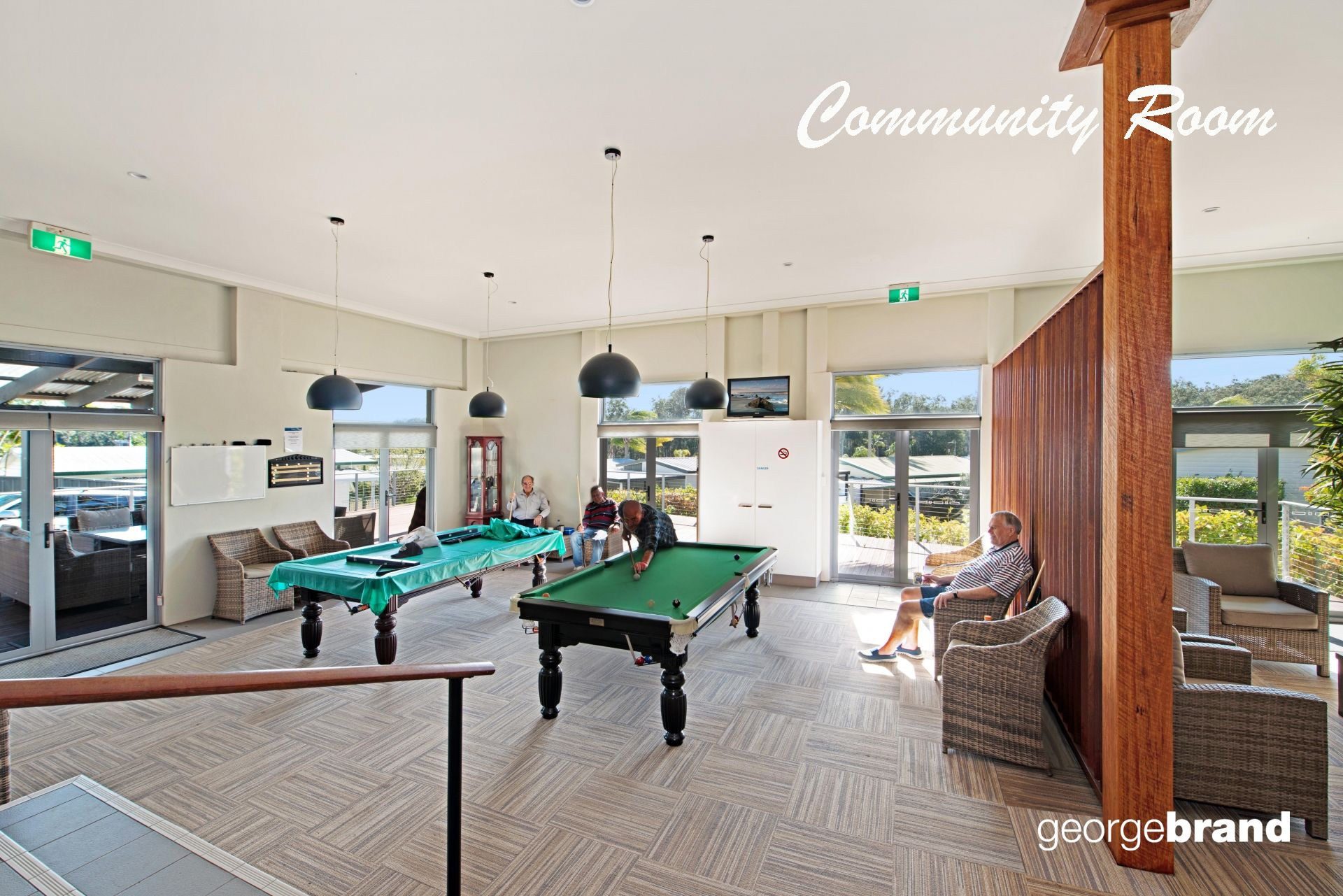 Green Point Real Estate: LEISURE LIFESTYLE IN AN OVER 50's ESTATE