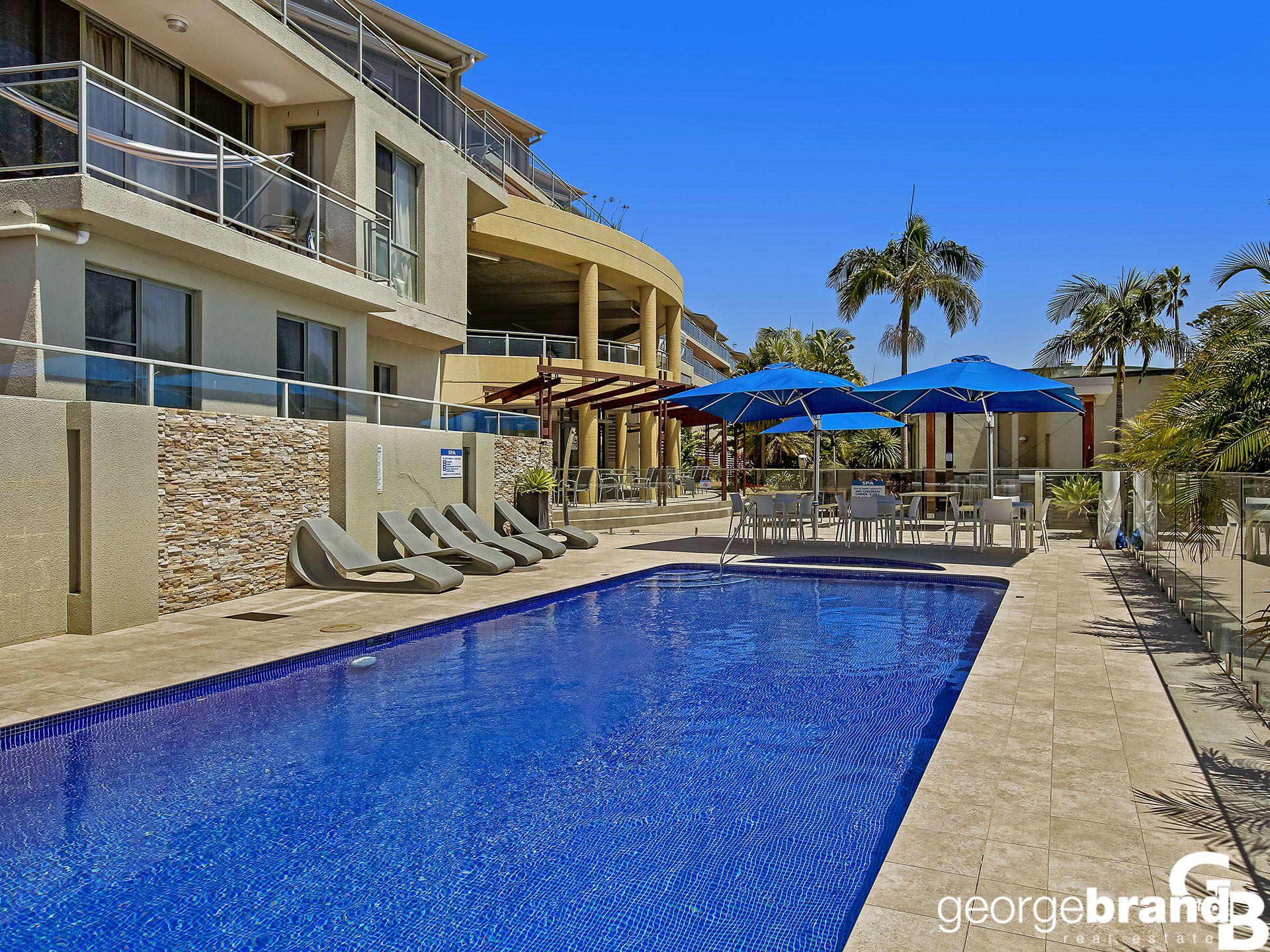 Avoca Beach Palms Resort