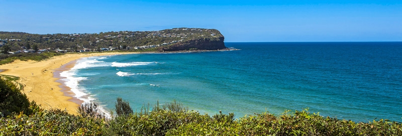 Macmasters Beach Real Estate: STUNNING BEACH RETREAT WITH PRIVACY & SENSATIONAL VIEWS